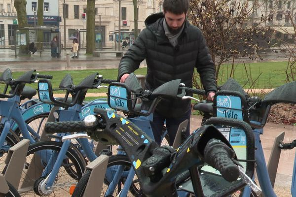 Des vélos électriques en libre service à Niort