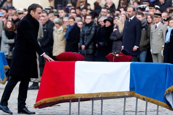Un hommage national a été rendu aux 13 soldats tués en opération au Mali.