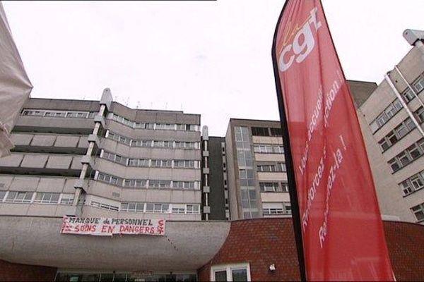 Réunis en assemblée générale, les personnels de l'hôpital de Belfort-Montbéliard voteront la poursuite ou non de leur mouvement de grève cet après-midi.