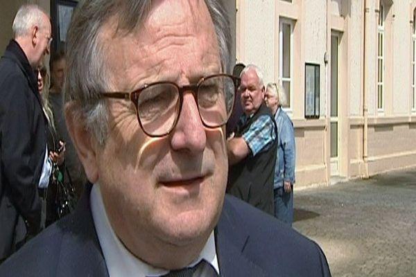 Bernard Lesterlin, député de l'Allier, a décidé de quitter le groupe socialiste à l'Assemblée Nationale.