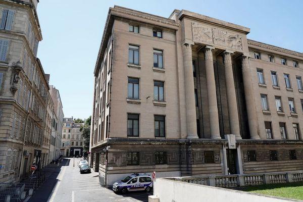 Tribunal correctionnel de Marseille