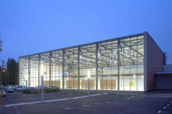 Le palais des sports Aurélie-Châtelin accueillera le match France-Allemagne en soirée.