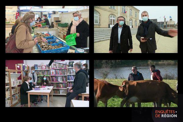 En plein confinement, comment vont nos campagnes, nos villages, notre ruralité ?Emmanuel Faure vous emmène en Mayenne et en Vendée pour évoquer la ruralité à l'heure du confinement.