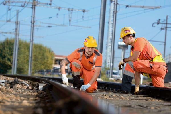 SNCF Réseau propose une dizaine de postes sur le secteur de l'Infrapôle Auvergne-Nivernais.