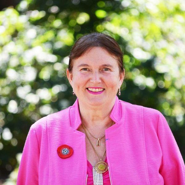 Luce Pane est maire de Sotteville-lès-Rouen depuis 2014