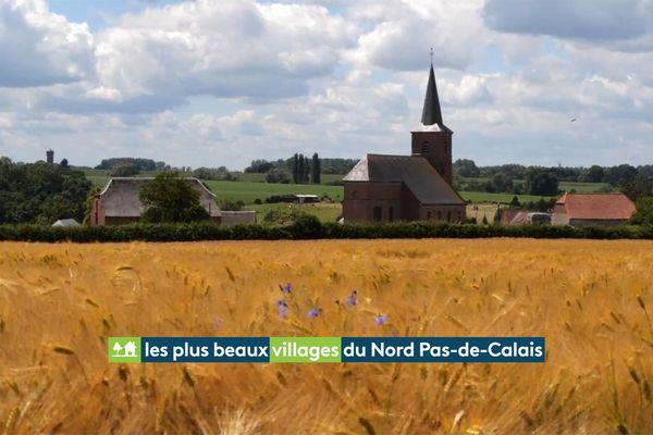 Gussignies, un des plus beaux villages du Nord Pas-de-Calais