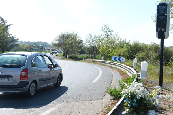 Trois radars tourelles sont désormais opérationnels dans le Puy-de-Dôme. Un quatrième sera installé fin août. ( photo d'illustration )