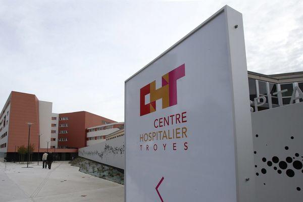 Les commerçants des Vitrines de Troyes ont lancé une cagnotte pour le personnel du centre hospitalier.
