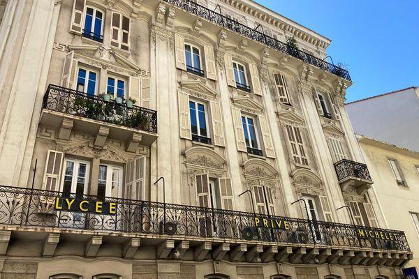 Le lycée privé Michelet est un établissement d'enseignement privé hors contrat installé à Nice depuis 1954.