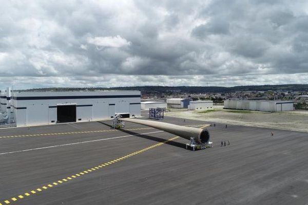 L'usine de GE Renewable Energy embauchera plus de 320 employés d'ici la fin de l'année à Cherbourg