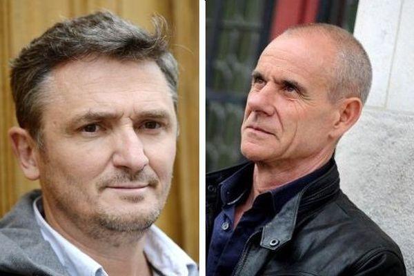 Christophe Gavat et Gilles Guillotin, les deux ex' de la PJ de Grenoble
