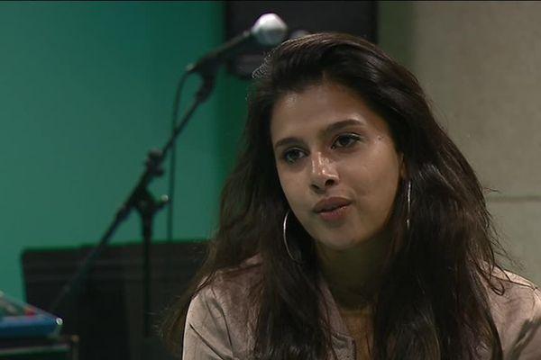 Tracy De Sá participe samedi 19 janvier à Destination Eurovision. La jeune lyonnaise d'adoption espère séduire avec son titre Por Aqui