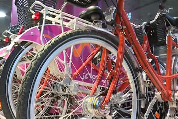 Vélo électrique au Mans