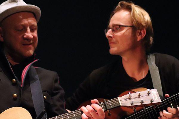 Jef Kino et Seb Dil en concert au Splendid à Lille