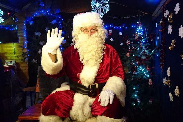 Les adieux du père Noël