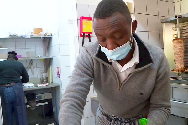 Noureldien Daoud  veut faire connaître la cuisine soudanaise aux périgourdins : challenge !