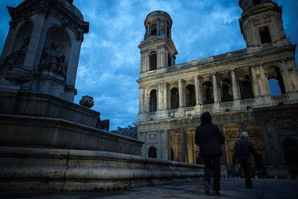 L'église Saint-Sulpice fera partie des lieux particulièrement surveillés à Paris.