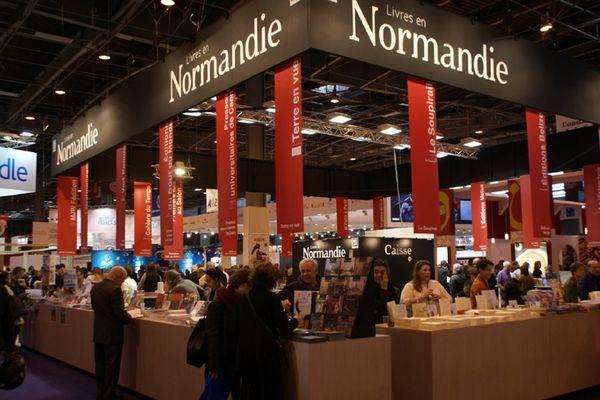 """Le stand """"Livres en Normandie"""" présentera 24 éditeurs de la région au prochain salon du livre"""