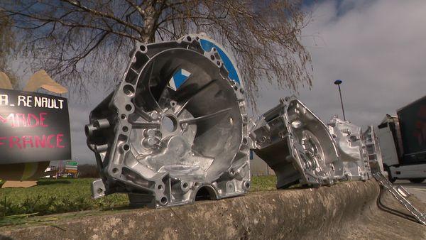 La fonderie MBF Aluminium fabrique des carters hybrides pour Renault et PSA désormais Stellantis.