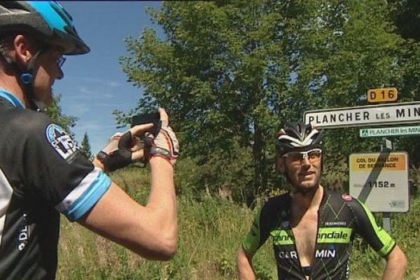 5 eme édition du Climbing for life dans les Vosges