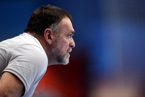 Philippe Gardent avait rejoint à l'été 2012 le Paris SG Handball.