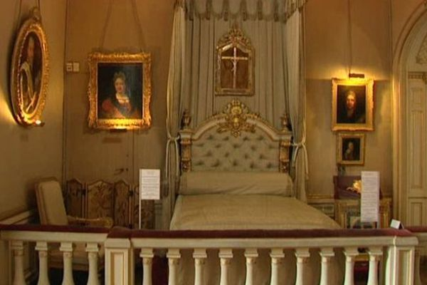 La chambre de Madame de Maintenon
