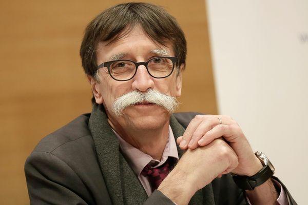 Jérôme Bouvier, président de l'association Journalisme et citoyenneté, à l'origine du projet.