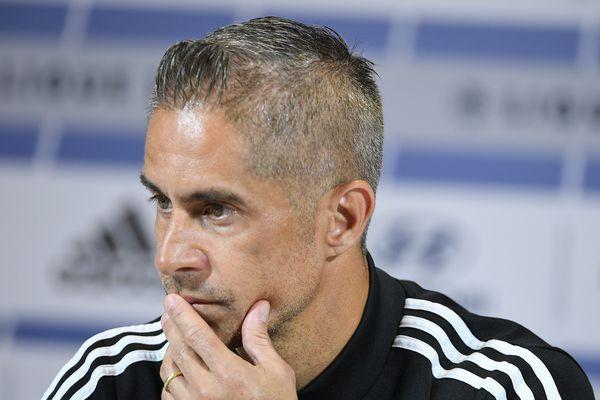 Sylvinho, l'entraîneur lyonnais
