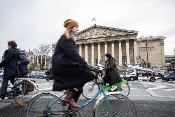 """L'une des catégories de l'appel à projets écologiques et solidaires de la région concerne """"le vélo et les mobilités propres""""."""