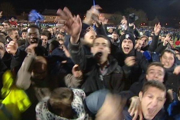 Coupe de France football : Avranches-Lorient (1-0) : l'exploit avranchinais