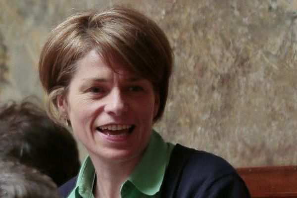 Isabelle Le Callennec, députée de la 5e circonscription d'Ille-et-Vilaine, devient vice-présidente de LR
