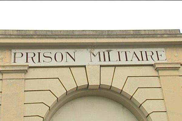La prison Montluc (Lyon) -  une prison militaire construite en 1921.