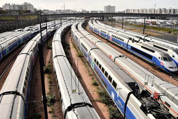 La gare de Lyon, à Paris (image d'illustration)