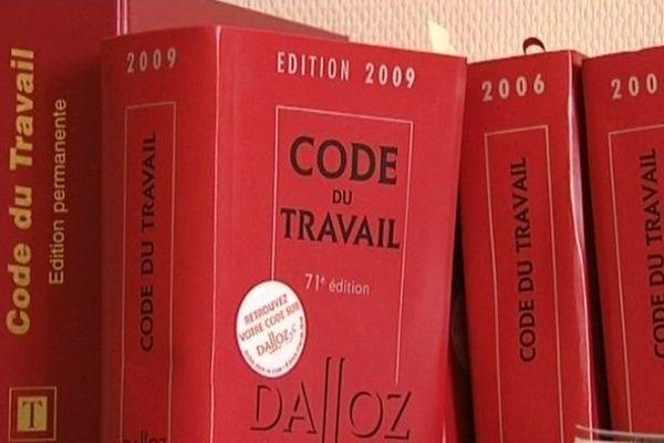 Le conseil des prud'hommes de Chalon-sur-Saône examinent 600 dossiers par an.