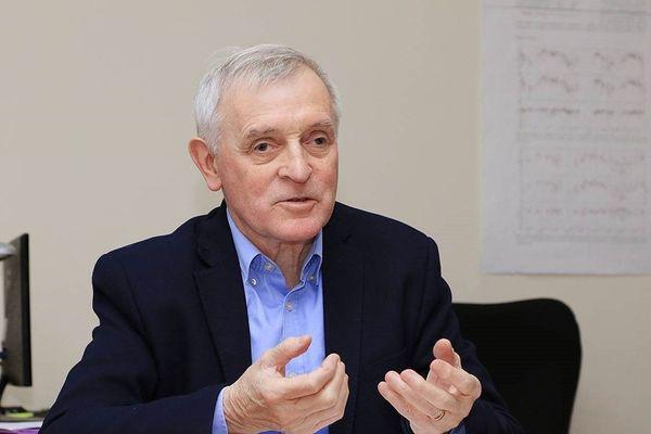 Jean Jouzel, climatologue.