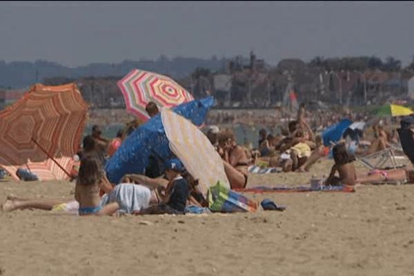 Y-aura-t-il toujours autant de monde sur la plage de Ouistreham quand le stationnement sera payant ?