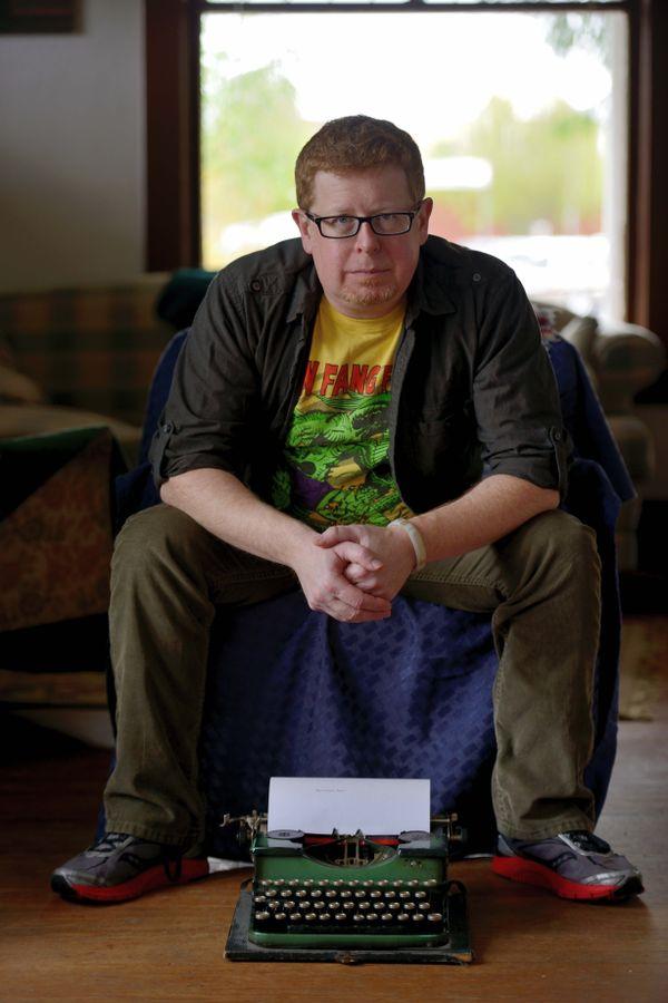 Lance Weller vit dans l'Etat de Washington, sur la côte Ouest des Etats-Unis.