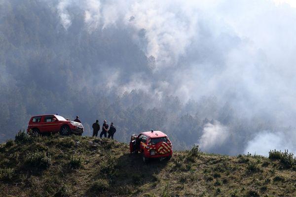 Les secours sont en alerte notamment en Balagne, dans le Nebbiu et l'extrême sud concernant le risque incendie jugé très sévère en Corse.