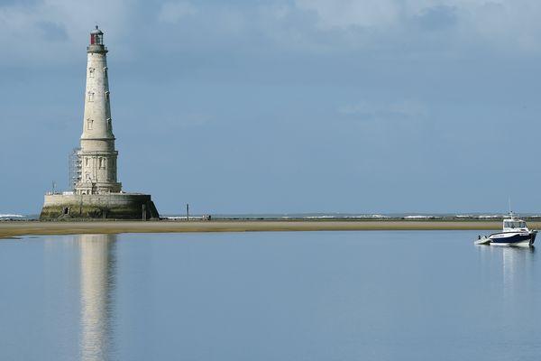 Le phare de Cordouan (illustration)