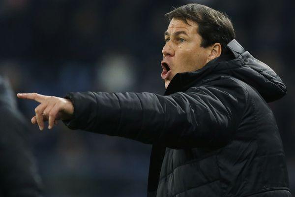 Rudi Garcia attend une réaction de ses joueurs demain à Reims pour relancer son équipe en manque de victoire.