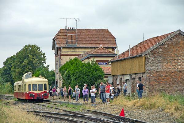 En 2020, 2.5OO voyageurs ont emprunté ce train touristique.