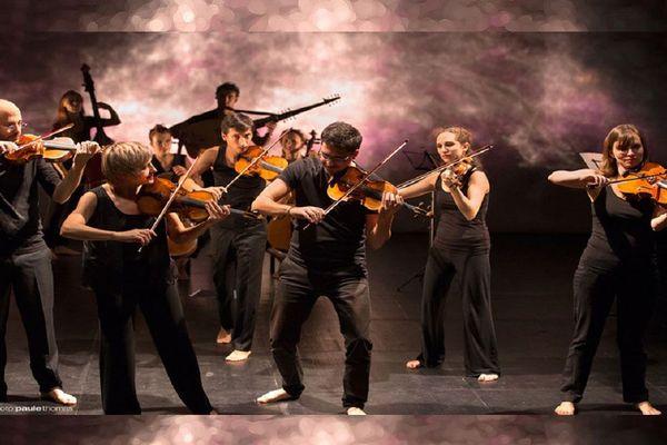 1001 notes - Vivaldi et Piazzolla le concert idéal
