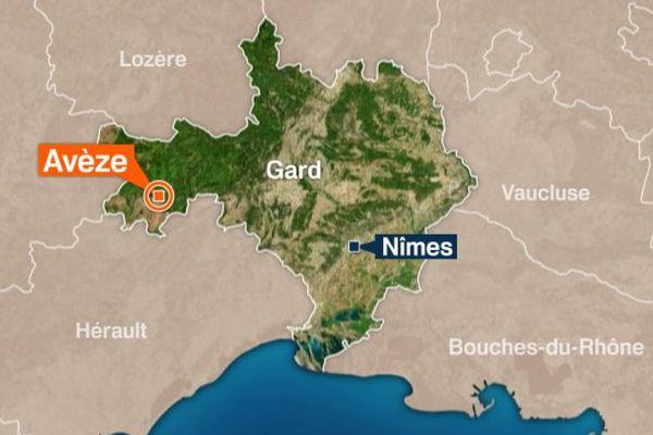 Avèze (Gard)