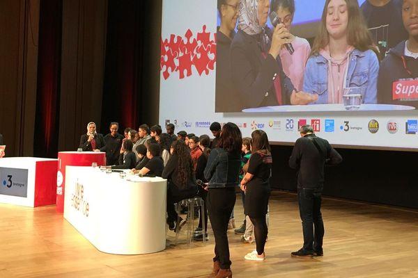 """""""Les Assises de la citoyenneté à Rennes, organisée vendredi 17 et samedi 18 janvier ont pour thème """"""""le vivre ensemble"""""""""""