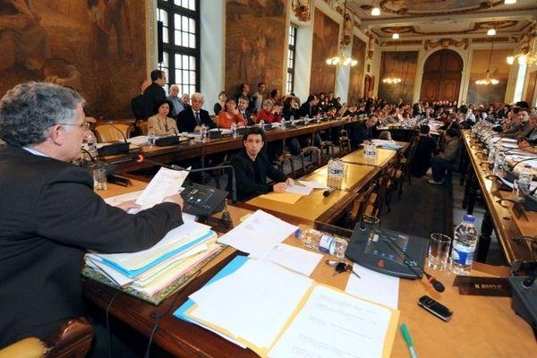 Le conseil municipal de Toulouse se réunit ce vendredi
