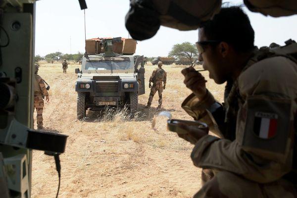 La plupart des militaires qui se reposeront en Ardèche reviendront de l'opération Barkhane menée au Sahel et au Sahara.