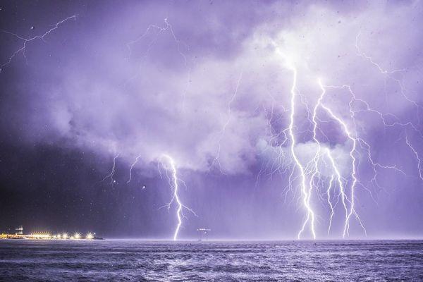 Des orages dans le ciel varois