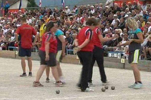 La finale du Championnat de France à Chambéry