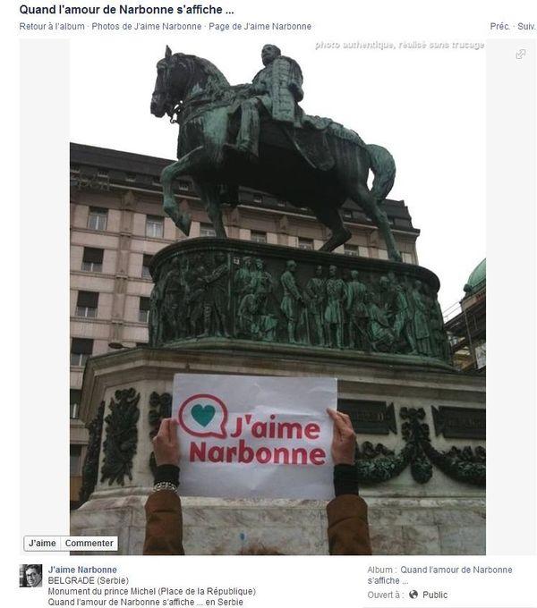 Redirection de la page facebook soutien de Jacques Bascou