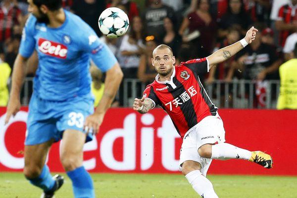 Naples fait la différence à l'Allianz Riviera  face à Nice